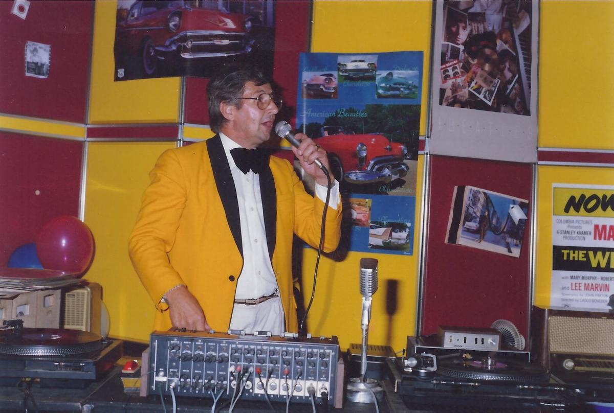 Johnny-D typisch jaren 70